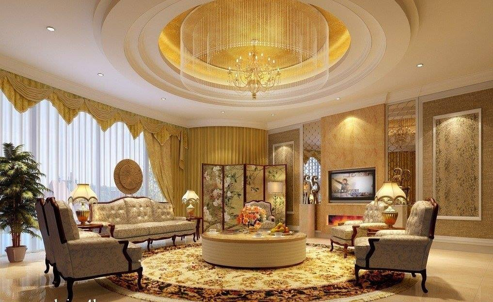Living Rooms Decor and Interior Design Ideas